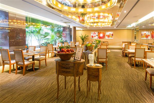 台北 豪景大酒店_咖啡店_咖啡店