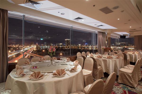 台北 豪景大酒店_餐廳_餐廳