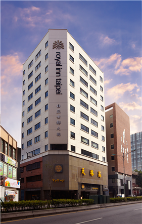 老爺會館台北林森_酒店外觀_酒店外觀