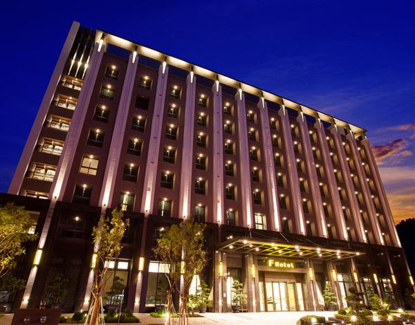 台東 F HOTEL 【知本館】_酒店外觀_酒店外觀