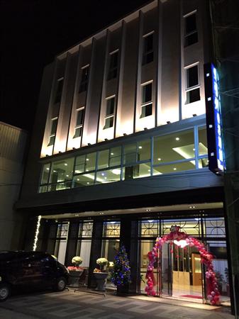 高雄 弘州商務旅館_酒店外觀_酒店外觀