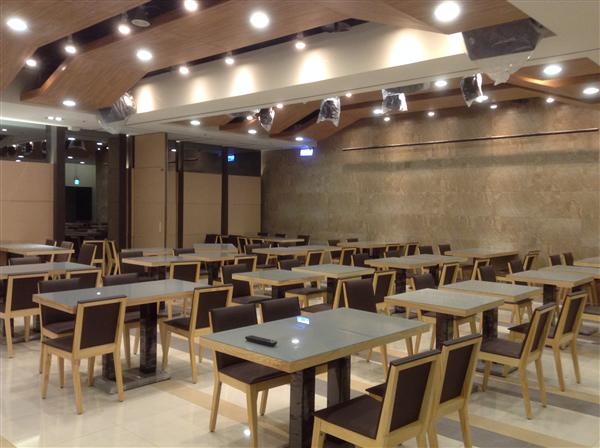 台中 福爾摩沙酒店_餐廳_餐廳