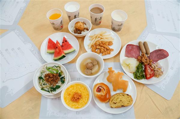 彰化 統一渡假村-鹿港文創會館_餐廳_自助早餐