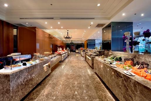 新竹老爺酒店_餐廳_餐廳