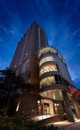 新竹老爺酒店_酒店外觀_酒店外觀