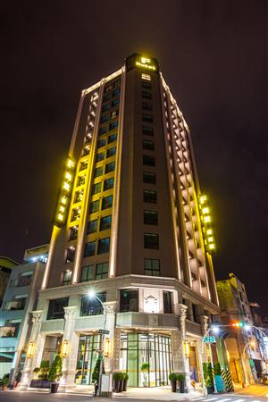 F HOTEL【愛河館】_酒店外觀_酒店外觀