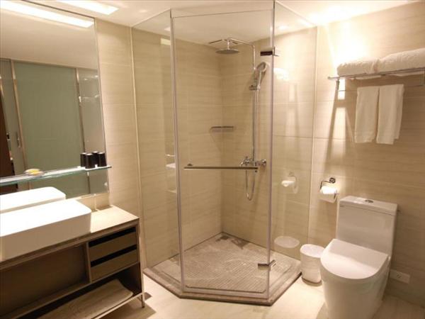 台北 德立莊酒店【西門館】_衛浴間_雅緻雙人房衛浴間