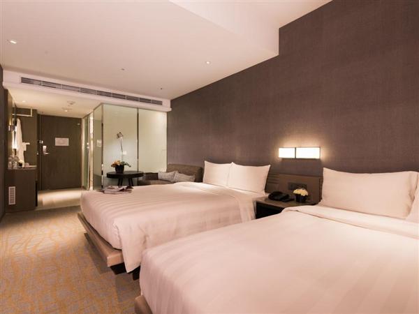 台北 德立莊酒店【西門館】_客房_高級家庭房
