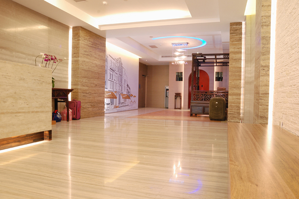 蘭庭商務旅店_環境_環境