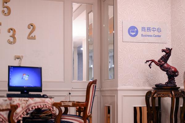 伯爵商務旅店_環境_環境