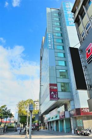 台北 洛碁中華大飯店_酒店外觀_酒店外觀
