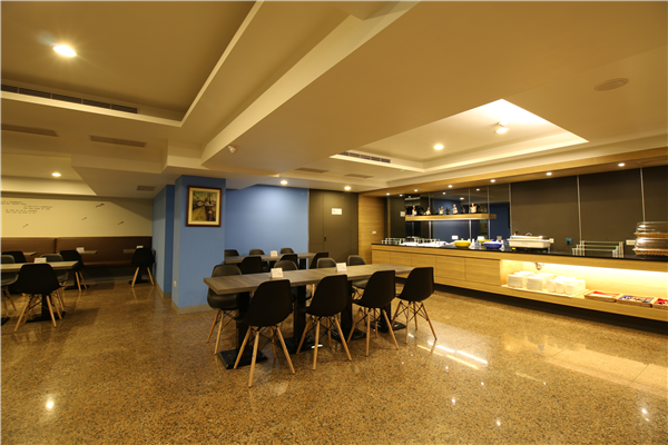 高雄 藍色海岸商旅_餐廳_餐廳