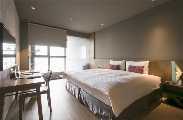 Home Hotel Da-An_客房_原創客房