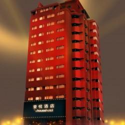 薆悅酒店台中館_酒店外觀_酒店外觀