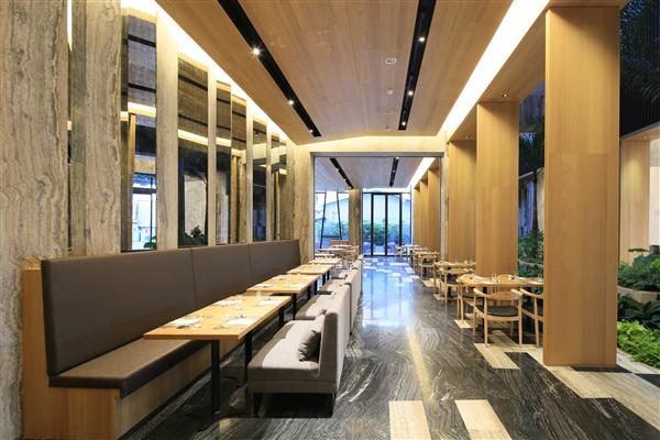 南院旅墅_餐廳_餐廳