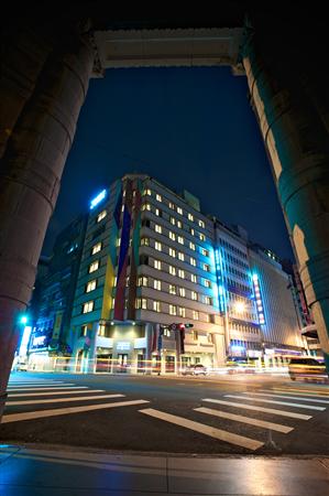 日暉酒店 台北站前_酒店外觀_酒店外觀