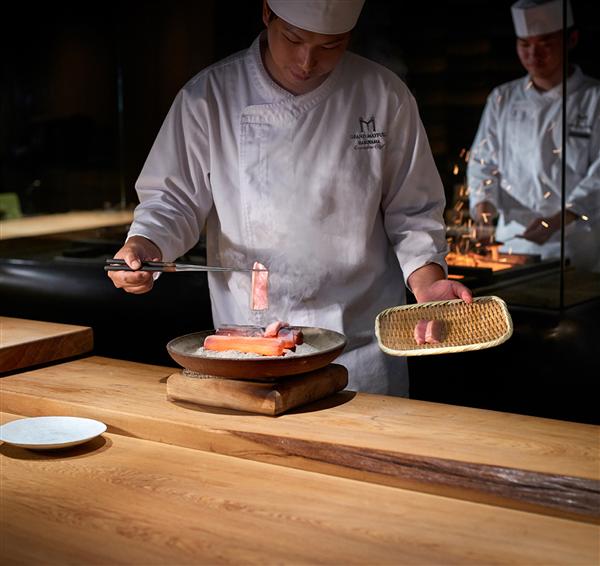 台北 美福大飯店_日本餐廳_晴山日本料理