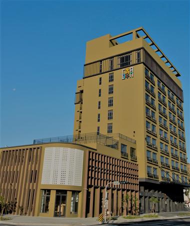 台東 GAYA 渡假酒店_酒店外觀_酒店外觀