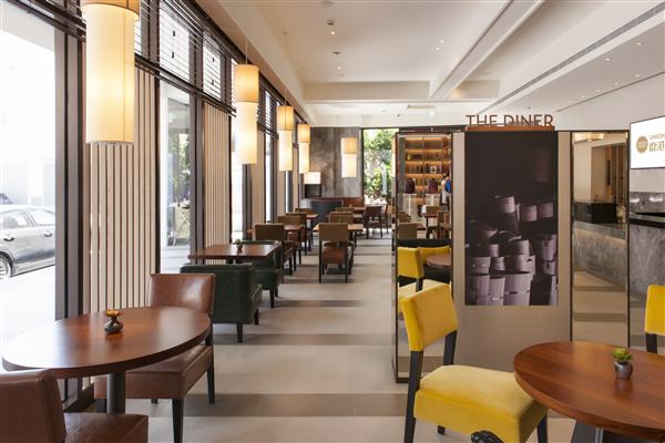 彰化鹿港 永樂酒店_餐廳_THE Diner