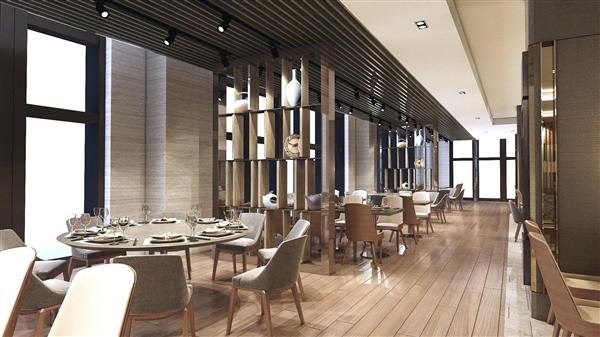 台北 凱達大飯店_餐廳_餐廳