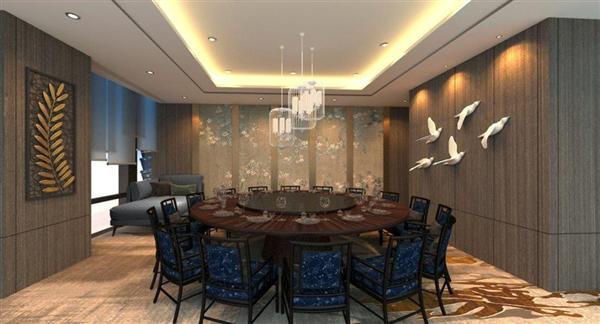 台北 凱達大飯店_中餐廳_中餐廳