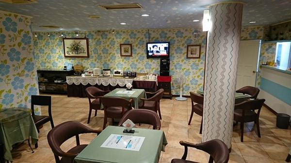 陽明四季汽車旅館_餐廳_餐廳