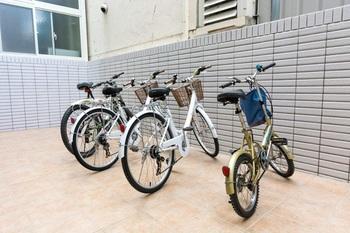 台東 潘朵拉電梯民宿_娛樂設施_腳踏車