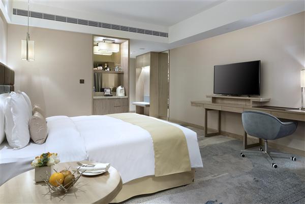 新北板橋 凱撒大飯店_客房_Deluxe豪華客房一大床