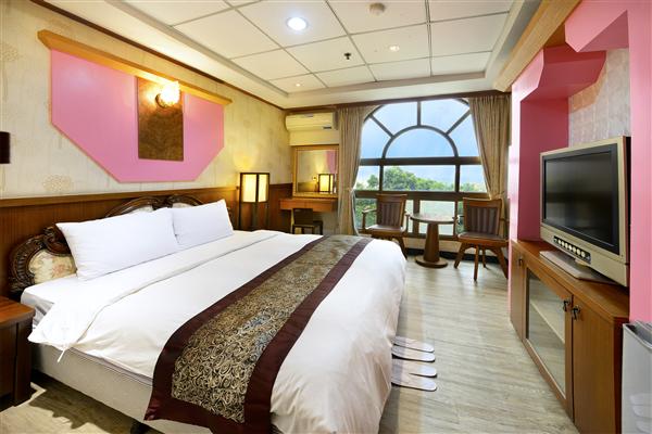 金門 金沙湖畔渡假會館_客房_標準雙人房 一大床