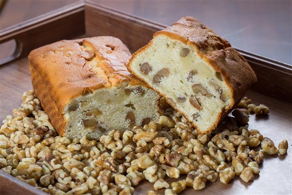 台東 翠安儂風旅_咖啡店_法式甜點屋-核桃磅蛋糕