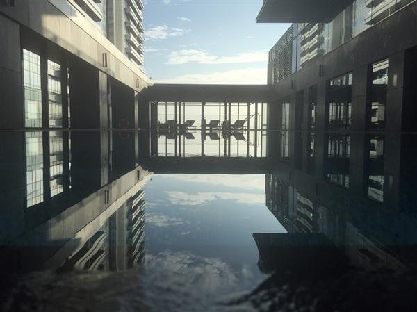 台北 萬豪酒店_游泳池_游泳池