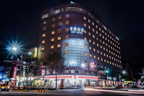 享趣商旅-三重館_酒店外觀_酒店外觀