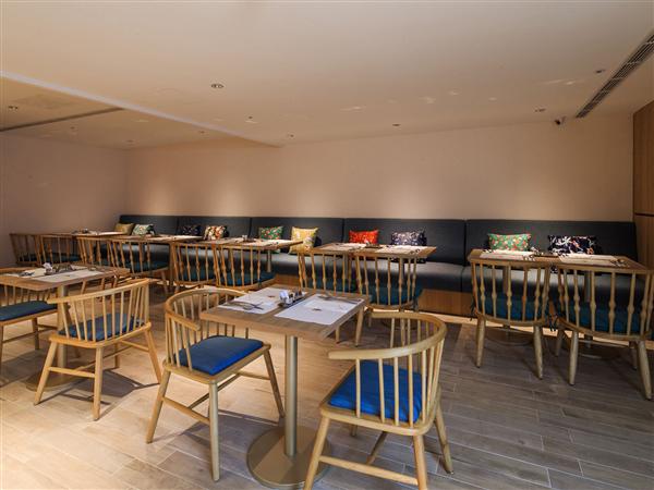 宜蘭礁溪 兆品酒店_餐廳_餐廳