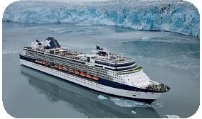 【皇家公主號】阿拉斯加冰河灣國家公園、學院府冰河+西雅圖12天