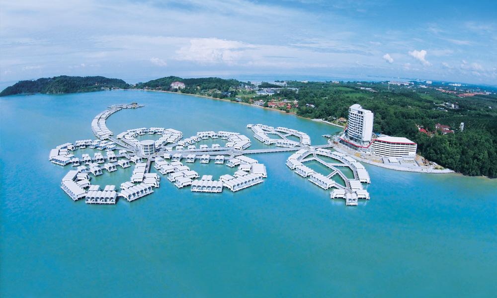 馬來雙星~AVANI渡假村、大紅花泳池別墅、五星吉隆坡、食尚大玩家五日(含稅)