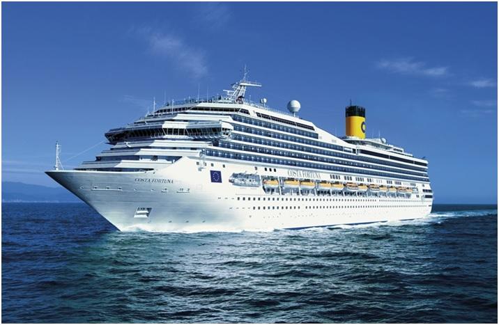 【盛饌號Costa Deliziosa】長榮義大利、威尼斯、希臘列島vs愛琴海巡航12日