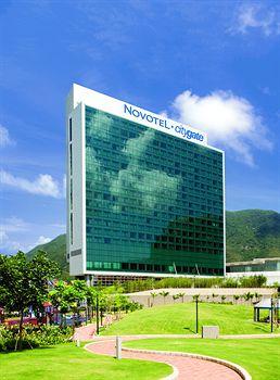 香港諾富特東薈城酒店  Novotel Citygate Hong Kong