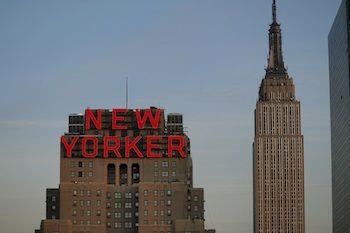 紐約溫德姆飯店 Wyndham New Yorker