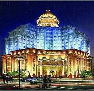 上海莎海国际饭店 shanghai shahai international hotel