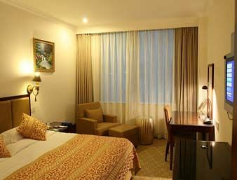 北京寶辰飯店 Howard Johnson Paragon Hotel Beijing