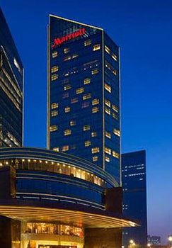 北京海航大廈萬豪酒店 Beijing Marriott Hotel Northeast