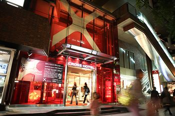 大阪難波十字飯店 Cross Hotel Osaka