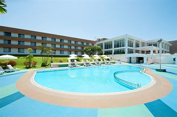 沖繩美海地産度假村 Centurion Hotel Okinawa Churaumi