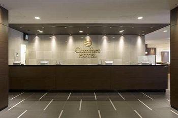 聖代西凱富飯店 Comfort Hotel Sendai West