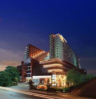 泰国 曼谷  双子塔饭店