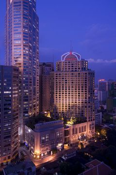 曼谷港丽饭店 conrad bangkok