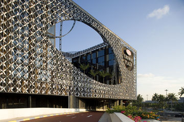 新加坡樟宜機場皇冠廣場飯店 Crowne Plaza Changi Airport