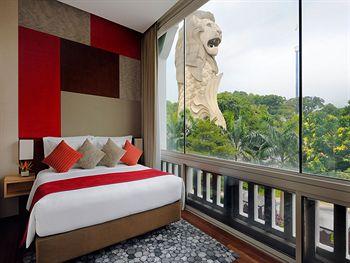 新加坡聖淘沙瑞享飯店(近環球影城) Le Méridien Singapore, Sentosa