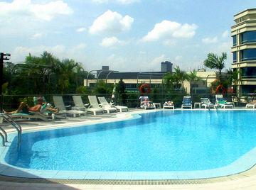 新加坡半岛怡东酒店 peninsula excelsior hotel