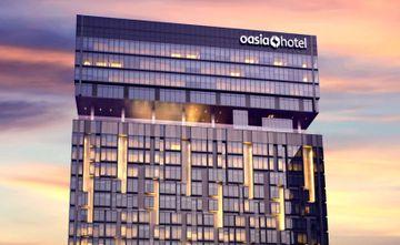 新加坡豪亞飯店 Oasia Hotel Singapore